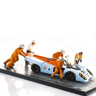 Pre Painted Model Car Kits